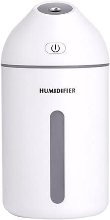 Ultrasónica Humidificador Coche Carga Oso C9 Creativo USB Mini Luz ...