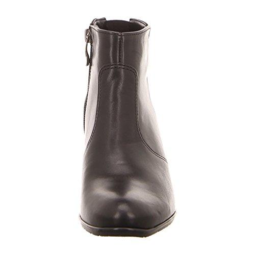 Mujeres Botas schwarz negro, (schwarz) 12-43456-71