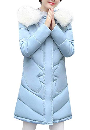 Blouson Hiver Casual Doudoune Sp Avant Poches Quilting Unie Manteau Couleur Femme pTqtaxXq
