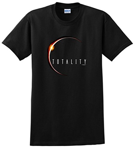 Solar Eclipse Glasses Kids Totality Eclipse Total Solar Eclipse 2017 T-Shirt Medium Black