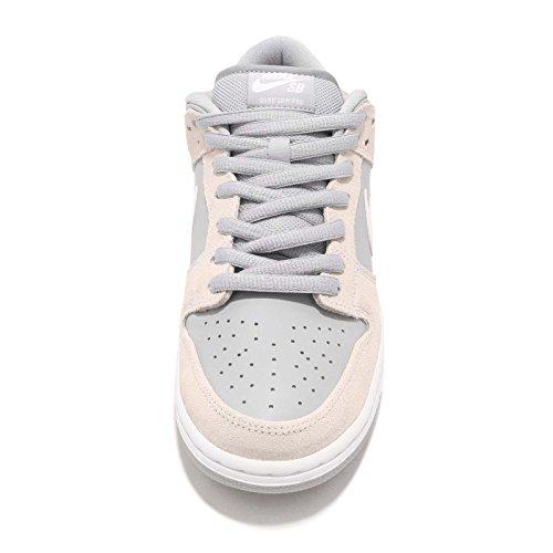 SB White Skate Grey White wolf Low Summit Shoe Men's TRD Dunk NIKE 58FXw