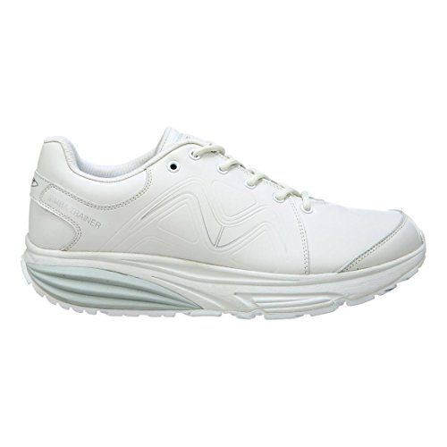 Sneakers Simba M MBT Trainer Herren Silver White wq4BfF