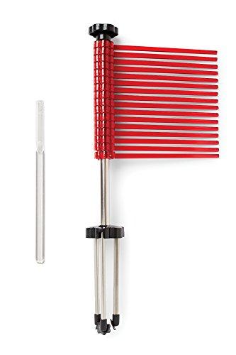 Fox Run 11654 Pasta Drying Rack, 18.5'', Red by Fox Run (Image #3)