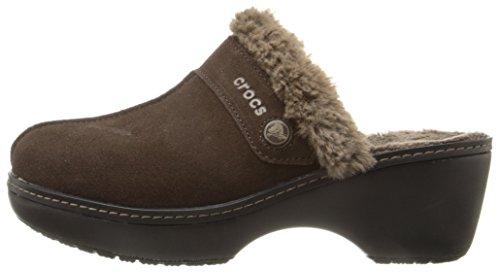 Crocs Women's Cobbler Leather Clog