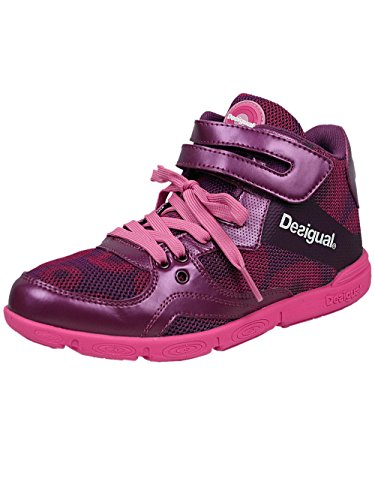 DESIGUAL Mujer Diseñador Deporte Sneaker Zapatos - MUEVETE -