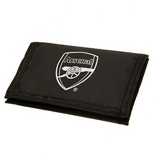 Arsenal React Wallet (One Size) (Black)