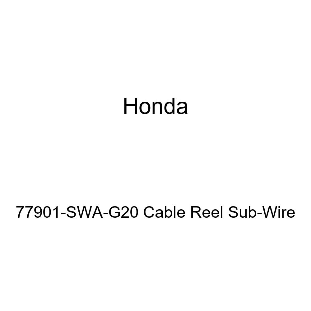 Genuine Honda 77901-SWA-G20 Cable Reel Sub-Wire