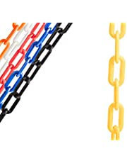 US Weight Chainboss Black Plastic Safety Chain with Sun Shield UV Resistant Technology