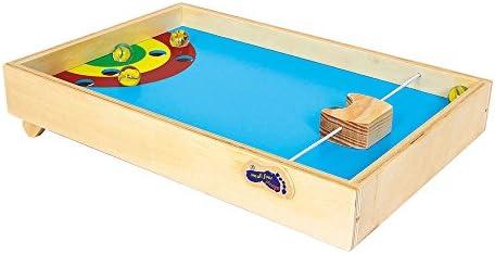 Legler - Pinball de Mesa de Madera, para +4 años (6354): Amazon.es: Juguetes y juegos