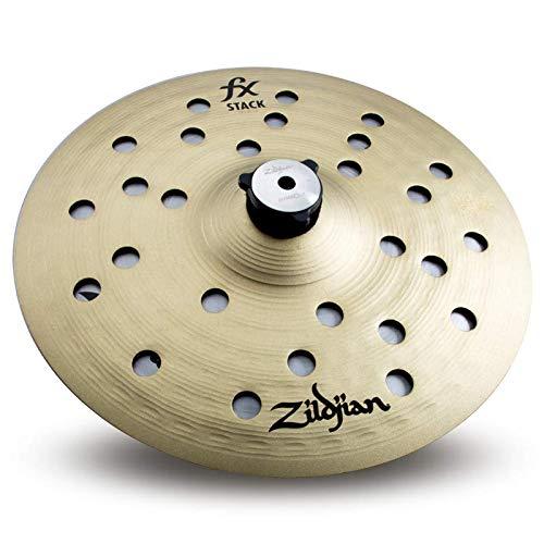Zildjian 10'' FX Stack Pair w/Mount by Avedis Zildjian Company
