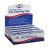 DISPLAY-DRY CLEANING PADS 36pc Displays