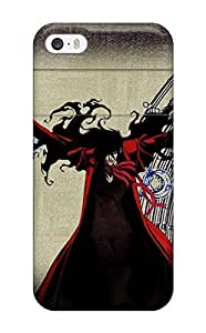 New Arrival Cover Case With Nice Design For Iphone 5/5s- Hellsing Gothic Anime