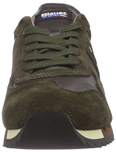 grün Verde Green military Usa Sneaker Uomo tas Blauer Runlow qYX1wn8