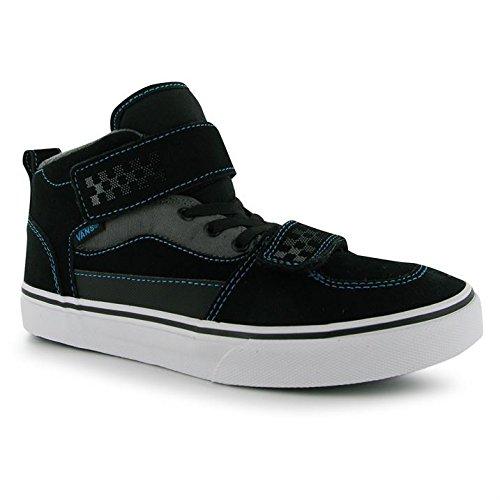 7779ebd0f63d2 Scarpe Cipro Da Uomo Con Alte Medio Vans Lacci Skateboard Di wfOqnxTB