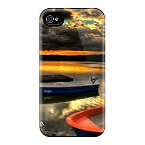 For Iphone Case, High Quality Boat For Iphone 4/4s Cover Cases