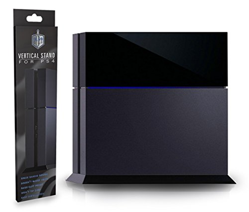 PS4 Stand - Playstation 4 Console Vertical Stand - Premium PS4 Accessories
