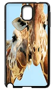 Giraffe Durable Apple Samsung Galaxy Note3 N9000 Covers Back Cases