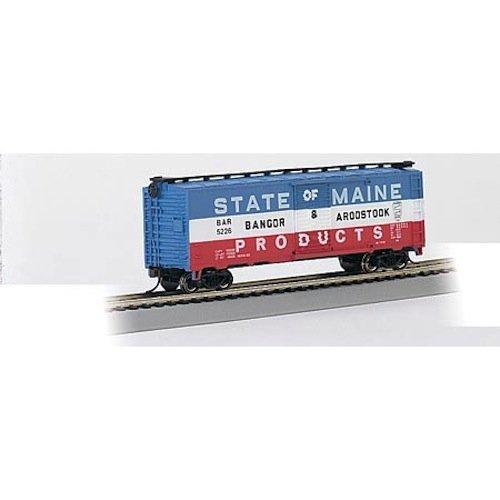 Bachmann Trains Bangor and Aroostook 40' Box Car