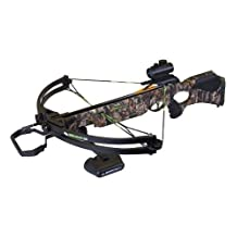 Barnett Wildcat C5 Crossbow Package (Quiver, 3 - 20-Inch Arrows and Premium Red Dot Sight) by Barnett Crossbows