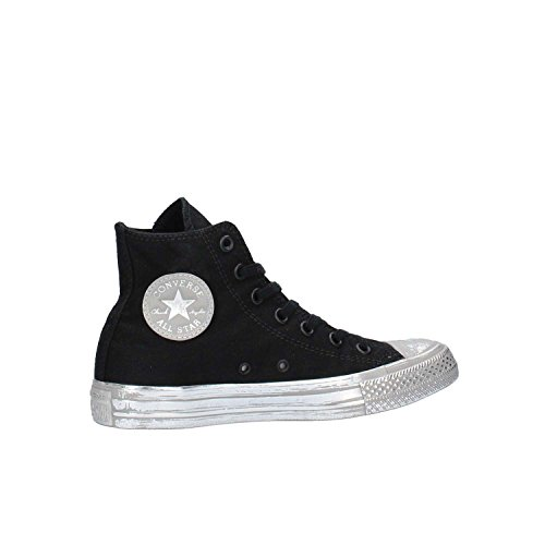 CONVERSE unisex sneakers high 156763C CTAS HI BLACK Black clearance prices good selling buy cheap fashion Style manchester great sale for sale 8GAMV4XSYr