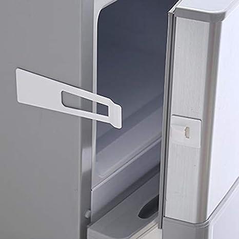 Seguridad para bebés y niños Proteger los candados Refrigerador ...