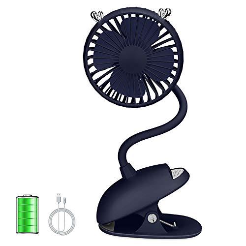 ZONSK Adjustable Clip Fan