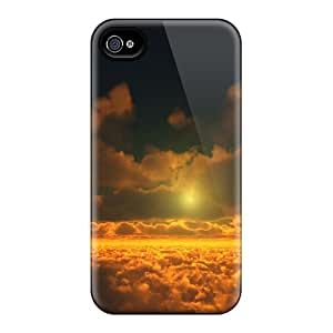 Tpu Case Cover Protector For Iphone 4/4s - Attractive Case