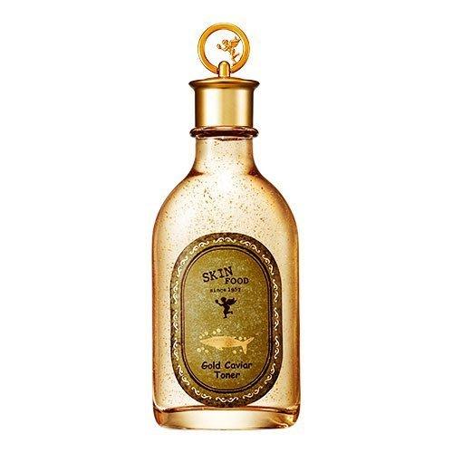 Skin Food Gold Caviar (Skin Food Gold Caviar Toner 4.9 Oz/145Ml (Anti-aging n Wrinkle care))