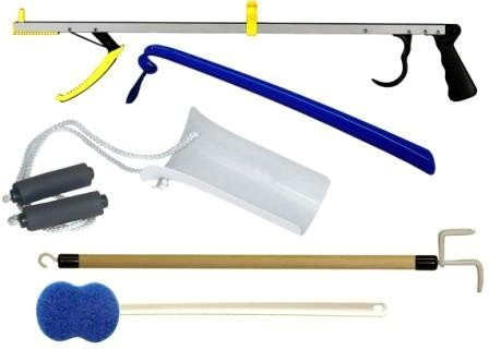 Kinsman Enterprises 37005 Econo Hip Kit with 27'' Ergo Plus Reacher by Kinsman Enterprises