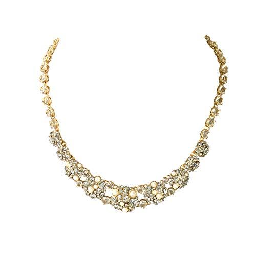 (Kate Spade 'Pick A Pearl' Simulated Pearl Graduated Necklace, Cream Multi )