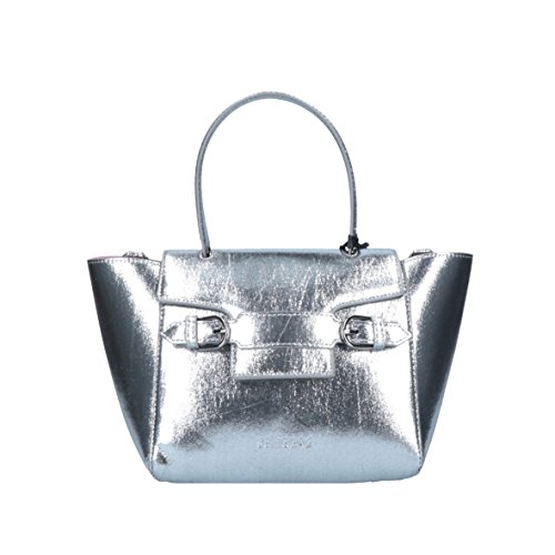 LE PANDORINE Selfie Bag small Glitter Grey AI16SAB00301-05