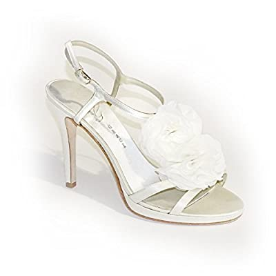 Taylor By Grace Wedding Shoes In Ivory