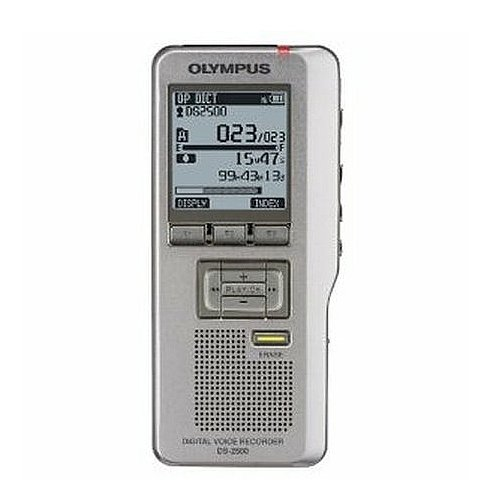 Olympus DS-2400 Dictation recorder (142015)
