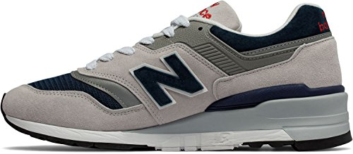 New Balance Men's 997 Made in USA Classic Running Shoes made in New England