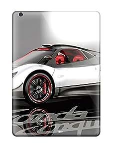 5766887K58910230 Snap-on Pagani Zonda Cinque 01 Case Cover Skin Compatible With Ipad Air