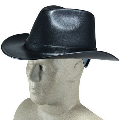 VCB100-06 Vulcan Cowboy Style Hard Hat with Squeeze Lock ...