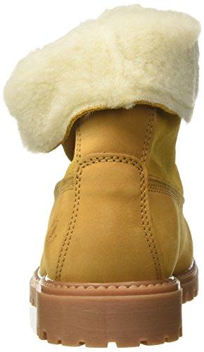 Yellow para River Lumberjack Mujer Botines Cg001 Amarillo XaSXTx7qw