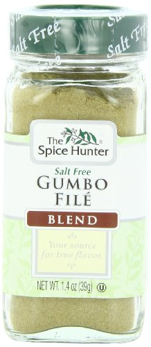 The Spice Hunter Gumbo File Blend, 1.4-Ounce - Gumbo Tony File Chacheres