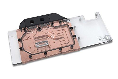 Price comparison product image EK-FC Radeon Vega - Copper Water Block with Plexi Top for multiple AMD Radeon Vega based graphics cards