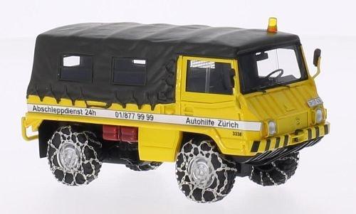 Steyr Puch Pinzgauer 710M, Autohilfe Zürich, 0, Modellauto, Fertigmodell, Neo 1:43