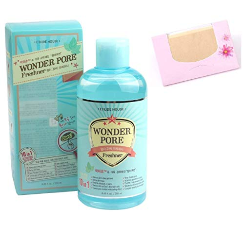 Wonder Pore Freshner 16.9 Oz/500Ml + SoltreeBundle Natural Hemp Paper 50pcs