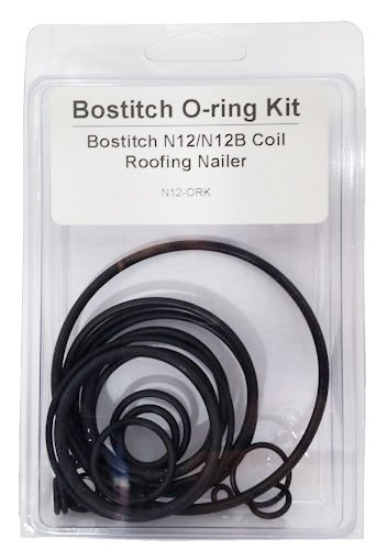 Tool Repair O-ring Kit For Bostitch N12 Nailer KTBO912
