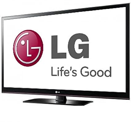 LG 42PT353K 42-inch Widescreen HD Ready 600Hz Plasma TV with Freeview