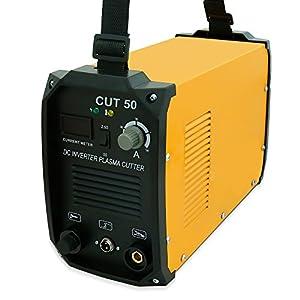 VIVOHOME DC Inverter Plasma Cutter Cutting Machine Dual Voltage 110V/220V CUT-50 by VIVOHOME
