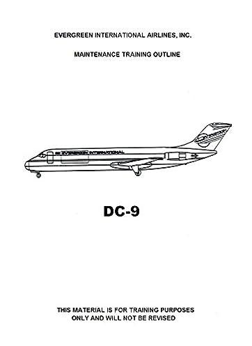 dc 9 maintenance training manual vol 2 lighting apu structures rh amazon com