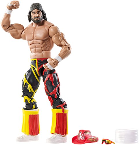 Nascar Shelf - WWE Elite Collection Series #38 -Macho Man Randy Savage