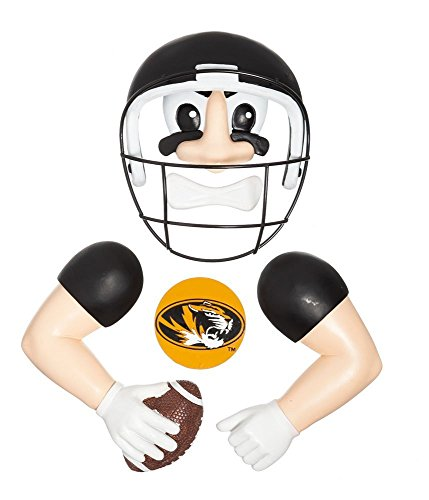 NCAA Officially Licensed Mizzou Tigers Team Player Forest Face
