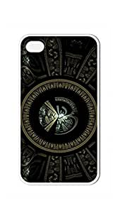 Cute Cartoon Back Cover phone cases for iphone 4s - Aztec Sun by Element Spirits