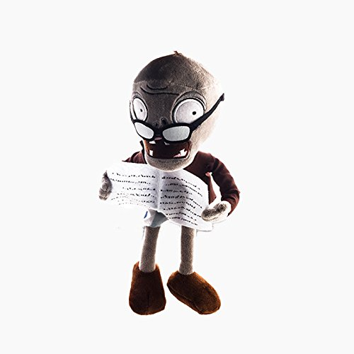 Shalleen 33CM Gargantuar Zombie Plants VS Zombies Stuffed Soft Doll Plush Baby Toys