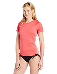Kanu Surf Women's Short-Sleeve Rashguard